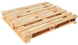 Pallets e embalagens