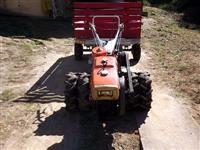 Trator Tobata Mini/Micro 4x4 ano 74