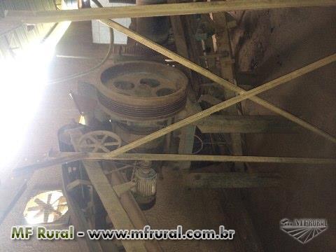 Máquinas para cerâmica de telha