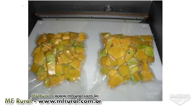Mandioca Embalado a Vácuo-Mandioca Descascada -Mandioca In natura