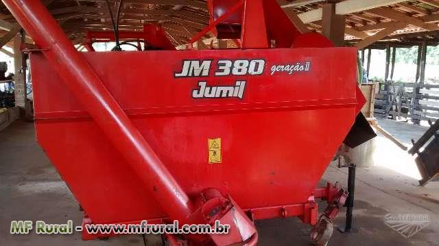 COLHEITADEIRA DE MILHO JUMIL JM 380 GERAÇÃO II