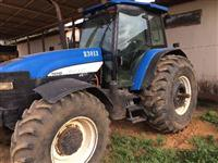 Trator New Holland TM 180 4x4