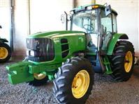 Trator John Deere 6130 4x4 ano 12