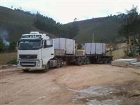 Blocos de granito branco kashimir