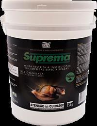 ISCA MULUSCICIDA SUPREMA ADVANCE 5% BALDE 15 KG.
