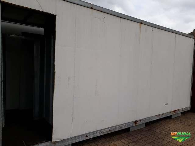 Containers Galvanizados Salão