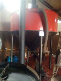 Torrador de Café 60 kg Gold Atilla