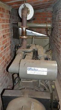 Gerador 180 kva - usado