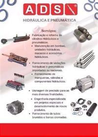 Fabricação e Manutenção em Pistão Hidráulico