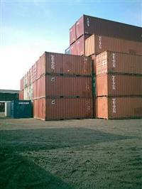 container marítimo 20 40 pés HC