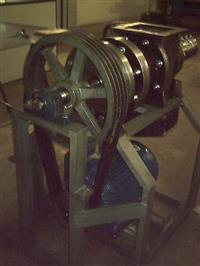 Máquina Briquetadeira