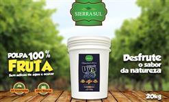 Polpa de Uva Bordô