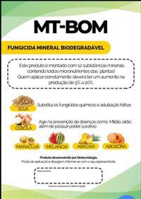 Fungicida Mineral Biodegradável MT-Bom