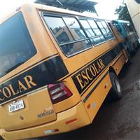 microonibus escolar de