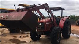 Trator Massey Ferguson 5285 4x4 ano 02