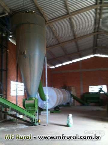 Fábrica de Pellets