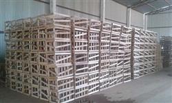 Caixas de eucalipto