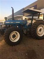 Trator New Holland 7630 4x4 ano 00