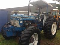 Trator Ford 6610 4x4 ano 87