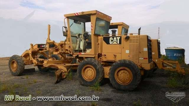 MOTONIVELADORA CAT 120H ANO 2001!!!