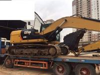 ESCAVADEIRA CAT 320D2L ANO 2014 6.000 HORAS !!!