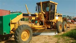 MOTONIVELADORA CAT 12H ANO 2004 4.900 HORAS!!!