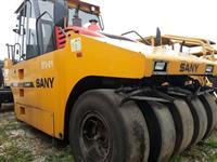 ROLO DE PNEUS SANY SPR260  (09 pneus) ANO 2012!!