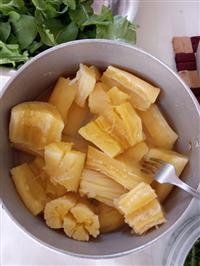 Vendo Mandioca de polpa amarela Variedade IAC 576-70
