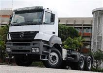 Carta de crédito Caminhão  Mercedes Benz (MB) axor 3344 6x4 ano 15