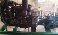 Motor de irrigação MWM 229