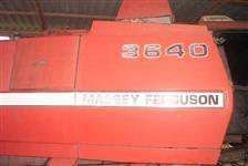 COLHEITADEIRA MASSEY FERGUSON 3640