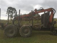 Trator Auto Carregavel Florestal Motocana MKF6060