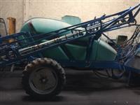 Pulverizador Montana eco ranger 2000 litros