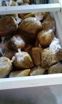 Vendo polpa de maracujá com semente