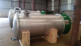 Trocadores de Calor (casco/tubo)
