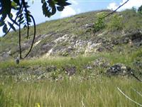Pedreira de Dolomita branca