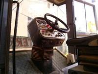 Rolo Compactador kit pé de carneiro (liso e corrugado) 12ton XCMG motor Cummins
