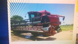 Prestação de serviços colheitadeiras de grãos
