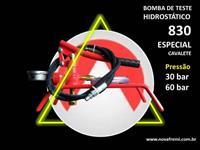 BOMBA DETESTE HIDROSTÁTICO MODELO 830  – PRESSÃO30 BAR