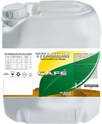 Titanium Café é um composto nutricional que fornece macro e micronutrientes
