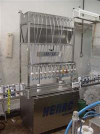 Envasadora Henac Semi-automática com 12 bicos