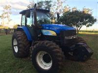 Trator Ford/New Holland TM 7020 4x4 ano 10