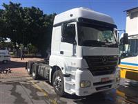 Caminhão Mercedes Benz (MB )Axor 2540  S 6x2 ano 10