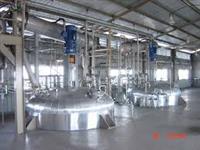 Reator quimico em aço inoxidavel