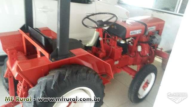 Trator Agrale 4100 4x4 ano