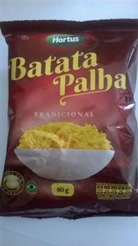 BATATA PALHA 80 GRAMAS