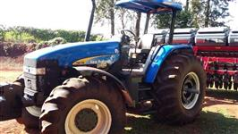 Trator Ford/New Holland TM 150 4x4 ano 08