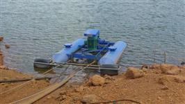 Balsas para irrigação