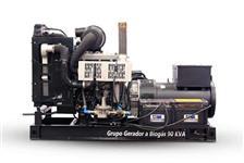 Gerador biogás