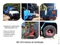 Caminhão  Mercedes Benz (MB) 1518  ano 00